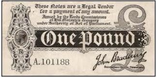 bradbury pound note2