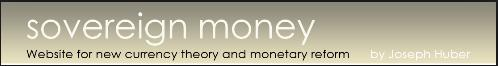 sovereign money header