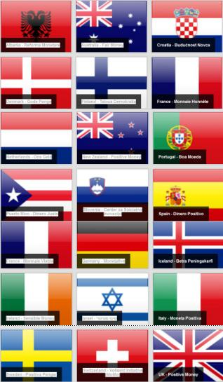 int money flags